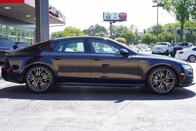 Used 2017 Audi A7 3.0T Premium Plus for sale $46,991 at Gravity Autos Roswell in Roswell GA 30076 8