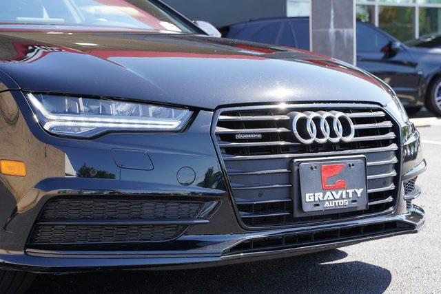 Used 2017 Audi A7 3.0T Premium Plus for sale $46,991 at Gravity Autos Roswell in Roswell GA 30076 9