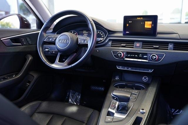 Used 2017 Audi A4 2.0T Premium for sale Sold at Gravity Autos Roswell in Roswell GA 30076 15