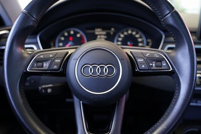 Used 2017 Audi A4 2.0T Premium for sale Sold at Gravity Autos Roswell in Roswell GA 30076 16