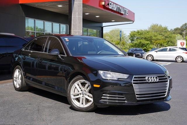 Used 2017 Audi A4 2.0T Premium for sale Sold at Gravity Autos Roswell in Roswell GA 30076 2