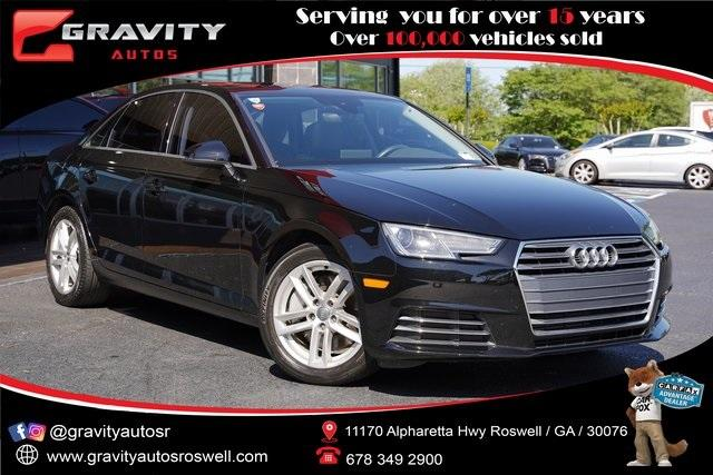Used 2017 Audi A4 2.0T Premium for sale Sold at Gravity Autos Roswell in Roswell GA 30076 1