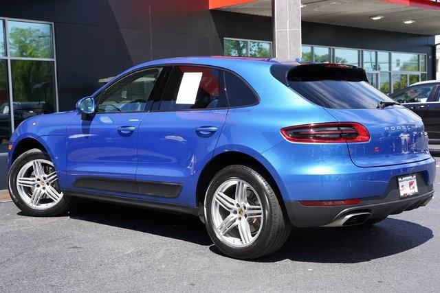 Used 2017 Porsche Macan Base for sale $34,991 at Gravity Autos Roswell in Roswell GA 30076 10