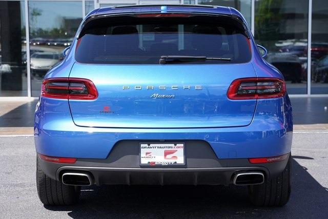Used 2017 Porsche Macan Base for sale $34,991 at Gravity Autos Roswell in Roswell GA 30076 11