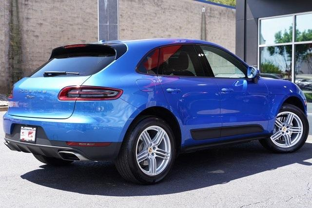 Used 2017 Porsche Macan Base for sale $34,991 at Gravity Autos Roswell in Roswell GA 30076 12