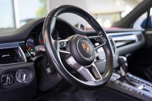 Used 2017 Porsche Macan Base for sale $34,991 at Gravity Autos Roswell in Roswell GA 30076 15