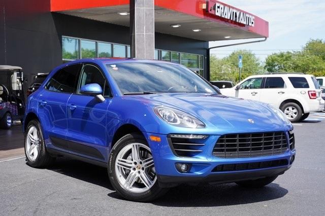 Used 2017 Porsche Macan Base for sale $34,991 at Gravity Autos Roswell in Roswell GA 30076 2