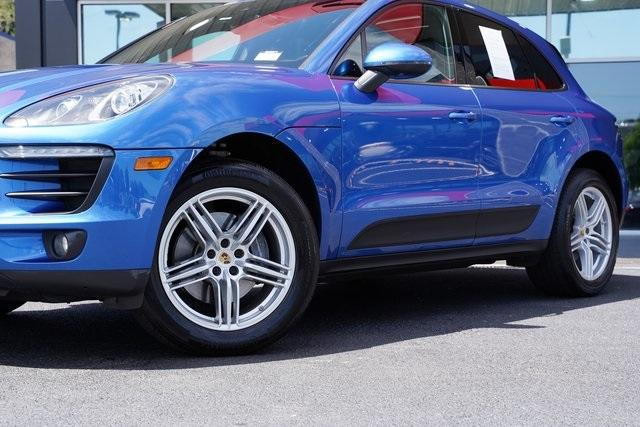 Used 2017 Porsche Macan Base for sale $34,991 at Gravity Autos Roswell in Roswell GA 30076 3