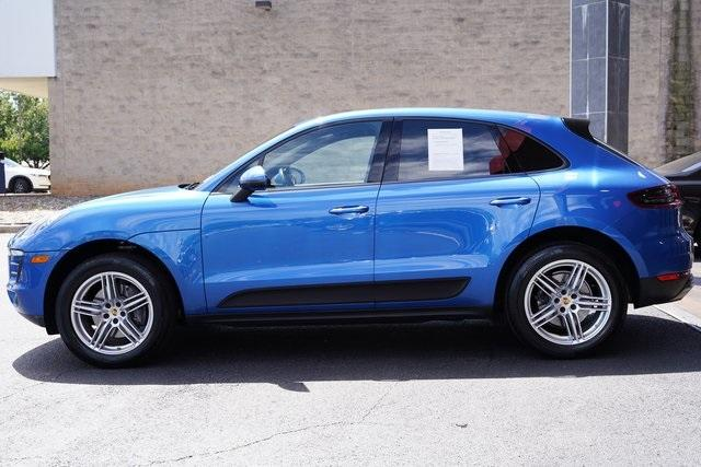 Used 2017 Porsche Macan Base for sale $34,991 at Gravity Autos Roswell in Roswell GA 30076 4