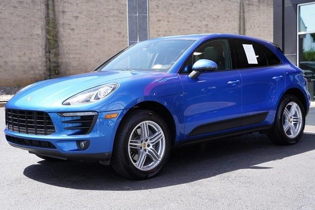 Used 2017 Porsche Macan Base for sale $34,991 at Gravity Autos Roswell in Roswell GA 30076 5