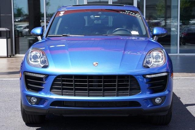 Used 2017 Porsche Macan Base for sale $34,991 at Gravity Autos Roswell in Roswell GA 30076 6