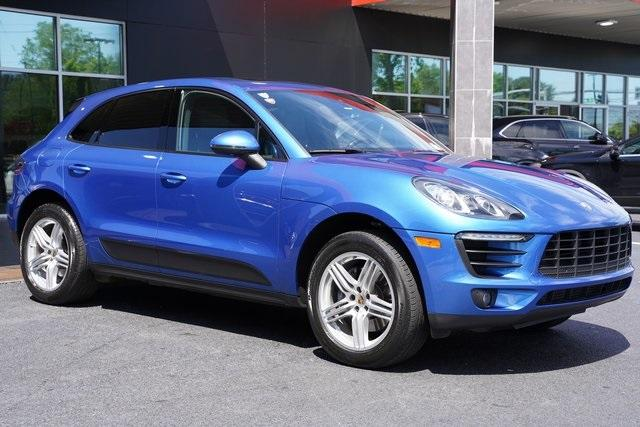 Used 2017 Porsche Macan Base for sale $34,991 at Gravity Autos Roswell in Roswell GA 30076 7