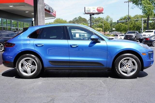 Used 2017 Porsche Macan Base for sale $34,991 at Gravity Autos Roswell in Roswell GA 30076 8