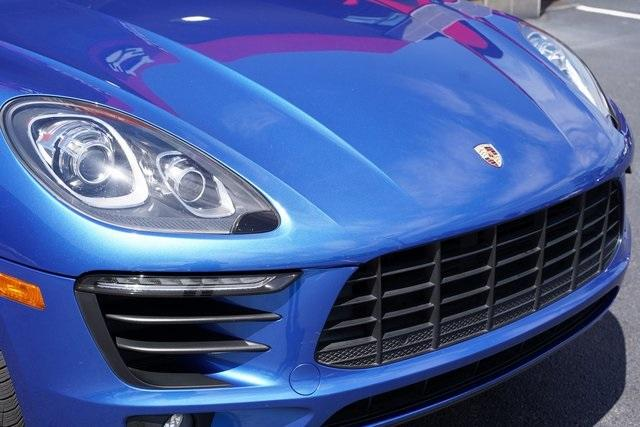 Used 2017 Porsche Macan Base for sale $34,991 at Gravity Autos Roswell in Roswell GA 30076 9