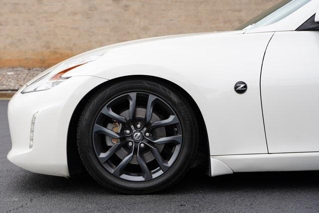Used 2016 Nissan 370Z Base for sale $26,991 at Gravity Autos Roswell in Roswell GA 30076 10