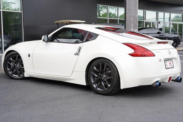 Used 2016 Nissan 370Z Base for sale $26,991 at Gravity Autos Roswell in Roswell GA 30076 11