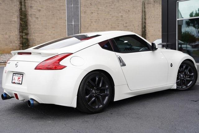 Used 2016 Nissan 370Z Base for sale $26,991 at Gravity Autos Roswell in Roswell GA 30076 13