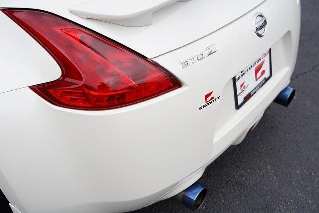 Used 2016 Nissan 370Z Base for sale $26,991 at Gravity Autos Roswell in Roswell GA 30076 15