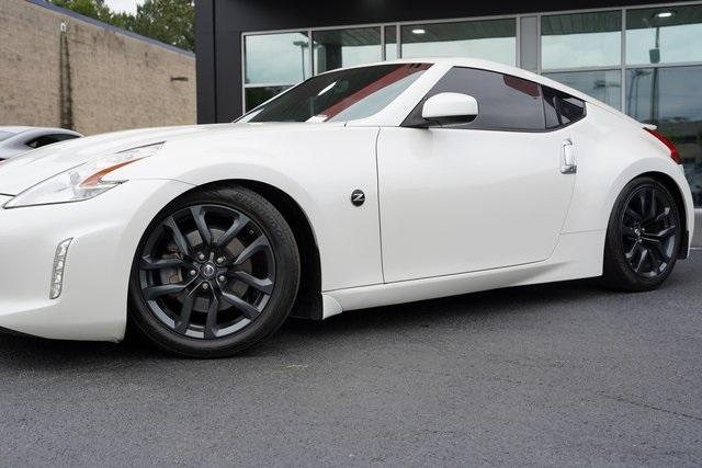 Used 2016 Nissan 370Z Base for sale $26,991 at Gravity Autos Roswell in Roswell GA 30076 3