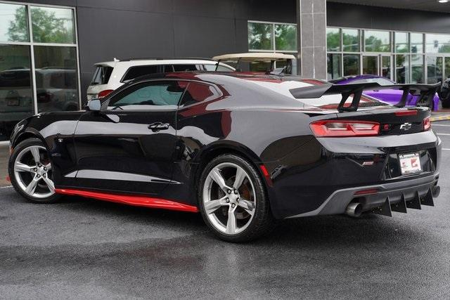 Used 2016 Chevrolet Camaro SS for sale Sold at Gravity Autos Roswell in Roswell GA 30076 11