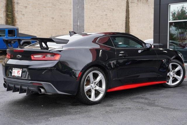 Used 2016 Chevrolet Camaro SS for sale Sold at Gravity Autos Roswell in Roswell GA 30076 13