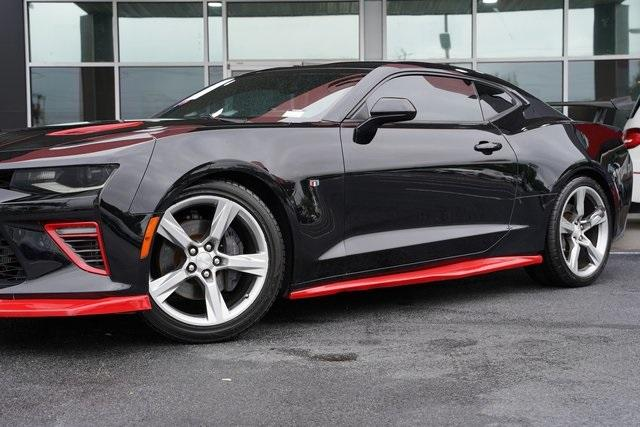 Used 2016 Chevrolet Camaro SS for sale Sold at Gravity Autos Roswell in Roswell GA 30076 3