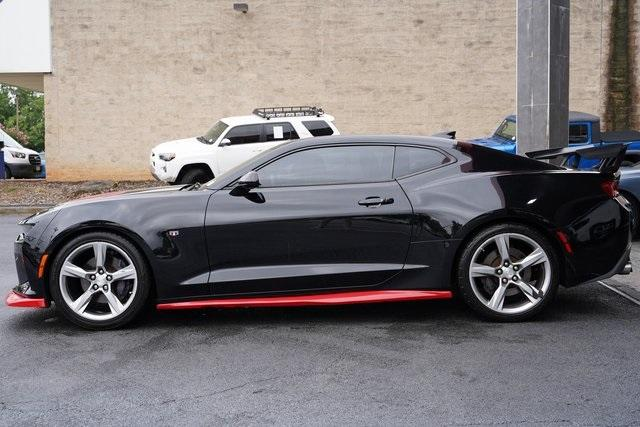 Used 2016 Chevrolet Camaro SS for sale Sold at Gravity Autos Roswell in Roswell GA 30076 4