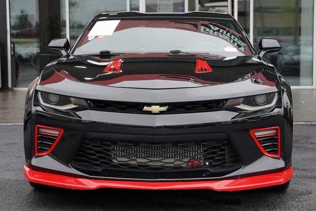 Used 2016 Chevrolet Camaro SS for sale Sold at Gravity Autos Roswell in Roswell GA 30076 6