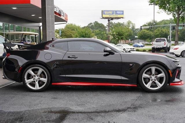 Used 2016 Chevrolet Camaro SS for sale Sold at Gravity Autos Roswell in Roswell GA 30076 8