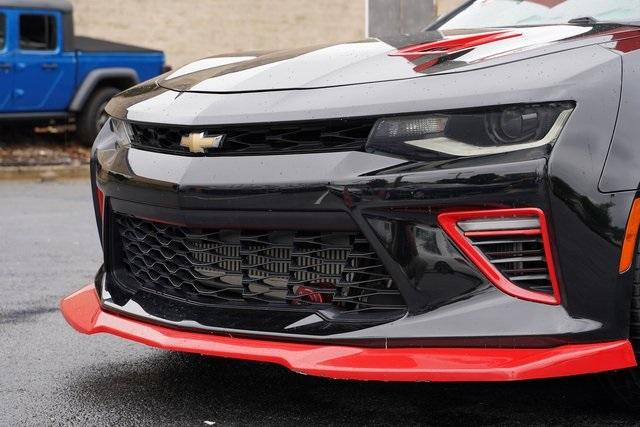 Used 2016 Chevrolet Camaro SS for sale Sold at Gravity Autos Roswell in Roswell GA 30076 9
