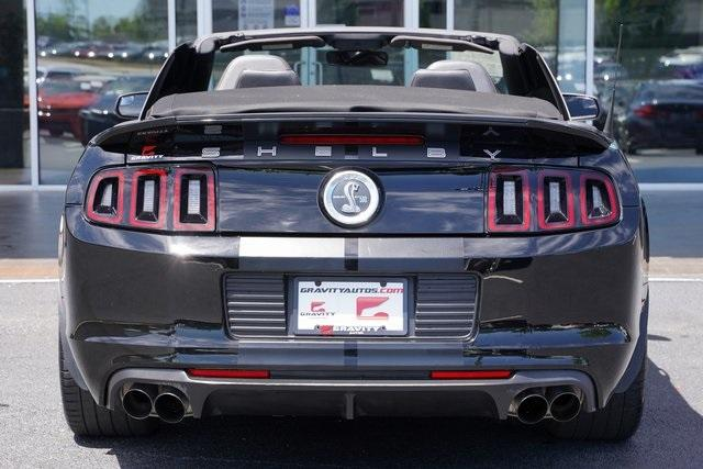 Used 2014 Ford Mustang Shelby GT500 for sale $59,991 at Gravity Autos Roswell in Roswell GA 30076 16