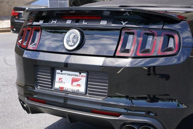 Used 2014 Ford Mustang Shelby GT500 for sale $59,991 at Gravity Autos Roswell in Roswell GA 30076 18