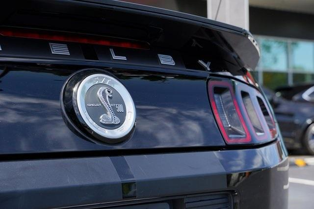 Used 2014 Ford Mustang Shelby GT500 for sale $59,991 at Gravity Autos Roswell in Roswell GA 30076 19