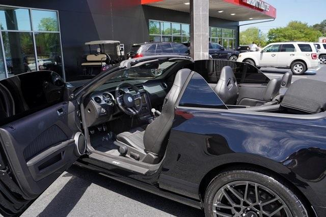 Used 2014 Ford Mustang Shelby GT500 for sale $59,991 at Gravity Autos Roswell in Roswell GA 30076 21