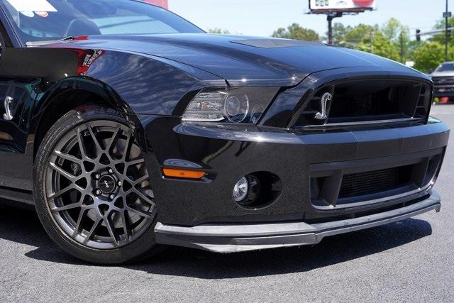 Used 2014 Ford Mustang Shelby GT500 for sale $59,991 at Gravity Autos Roswell in Roswell GA 30076 5