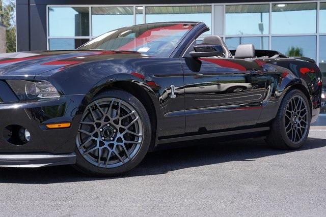 Used 2014 Ford Mustang Shelby GT500 for sale $59,991 at Gravity Autos Roswell in Roswell GA 30076 6