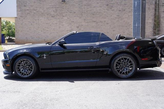 Used 2014 Ford Mustang Shelby GT500 for sale $59,991 at Gravity Autos Roswell in Roswell GA 30076 7