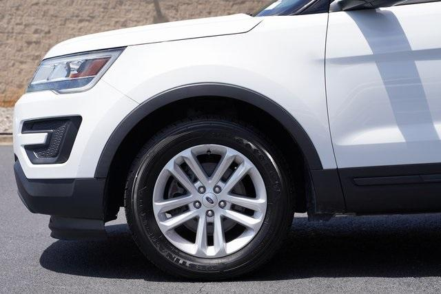 Used 2017 Ford Explorer Base for sale $22,991 at Gravity Autos Roswell in Roswell GA 30076 10