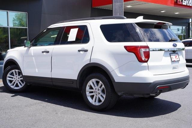 Used 2017 Ford Explorer Base for sale $22,991 at Gravity Autos Roswell in Roswell GA 30076 11