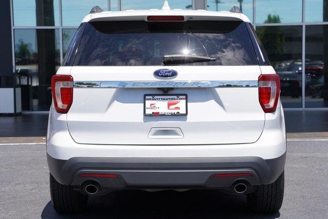 Used 2017 Ford Explorer Base for sale $22,991 at Gravity Autos Roswell in Roswell GA 30076 12