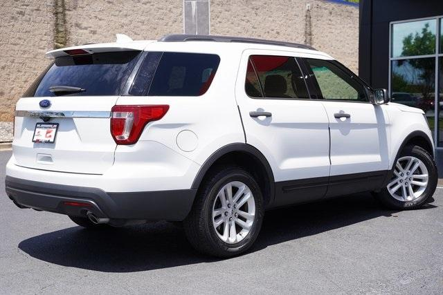 Used 2017 Ford Explorer Base for sale $22,991 at Gravity Autos Roswell in Roswell GA 30076 13