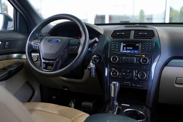 Used 2017 Ford Explorer Base for sale $22,991 at Gravity Autos Roswell in Roswell GA 30076 15
