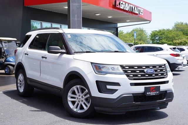 Used 2017 Ford Explorer Base for sale $22,991 at Gravity Autos Roswell in Roswell GA 30076 2