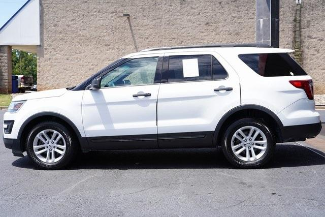 Used 2017 Ford Explorer Base for sale $22,991 at Gravity Autos Roswell in Roswell GA 30076 4