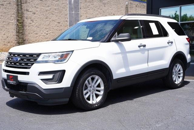 Used 2017 Ford Explorer Base for sale $22,991 at Gravity Autos Roswell in Roswell GA 30076 5