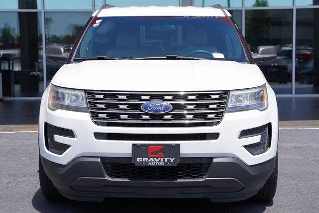 Used 2017 Ford Explorer Base for sale $22,991 at Gravity Autos Roswell in Roswell GA 30076 6