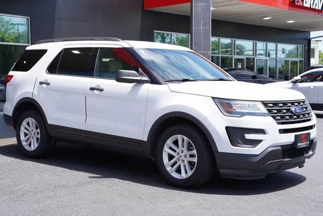 Used 2017 Ford Explorer Base for sale $22,991 at Gravity Autos Roswell in Roswell GA 30076 7