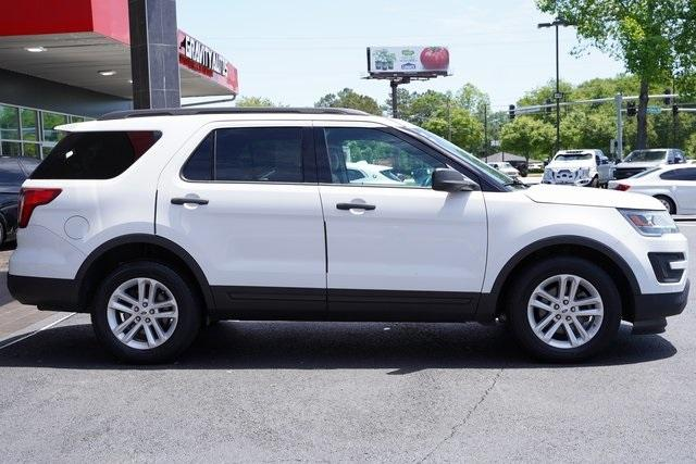 Used 2017 Ford Explorer Base for sale $22,991 at Gravity Autos Roswell in Roswell GA 30076 8