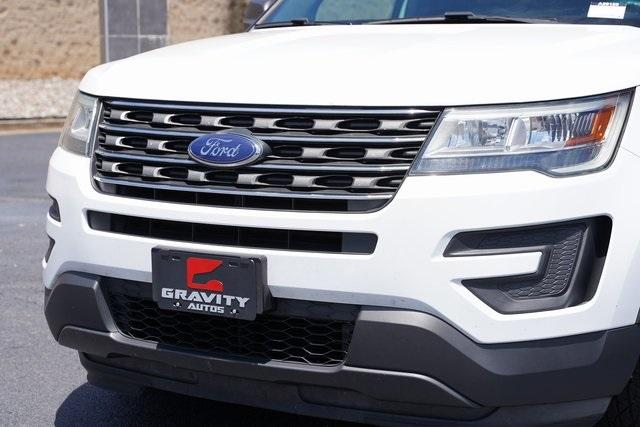 Used 2017 Ford Explorer Base for sale $22,991 at Gravity Autos Roswell in Roswell GA 30076 9