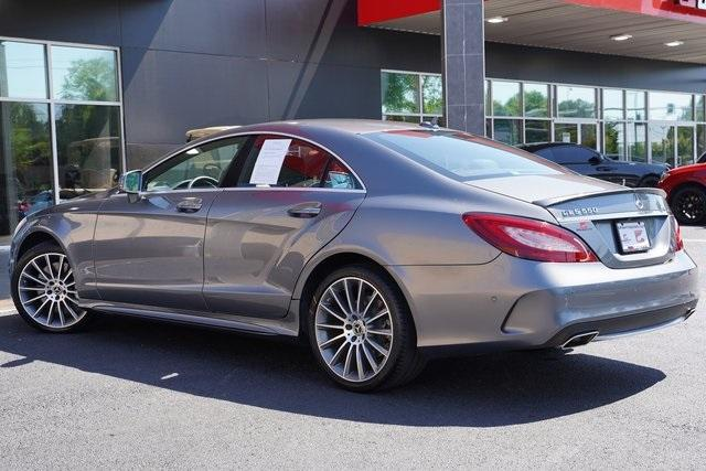 Used 2017 Mercedes-Benz CLS CLS 550 for sale $49,991 at Gravity Autos Roswell in Roswell GA 30076 12